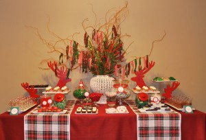 mad-plaid-dessert-table